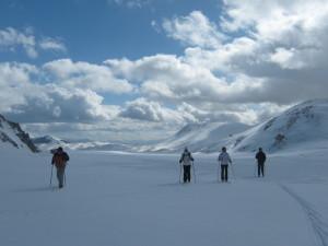 sci escursionismo